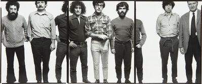Richard Avedon, 'The Chicago Seven, Chicago, September 25', 1969