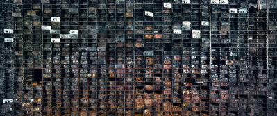 Christian Voigt, 'Vault Interior II, Chicago, USA', 2015