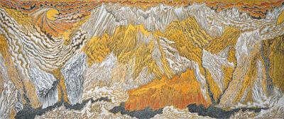 Yu Hanyu, 'Glorious Plateau', 2017