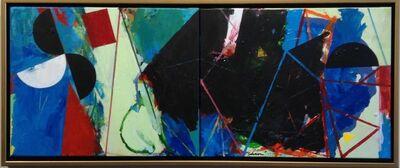 Doug Salveson, 'Composition 18-16', 2018