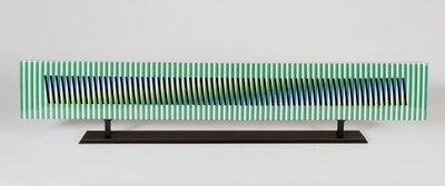 Carlos Cruz-Diez, 'Stèle Horizontale 1', 2008