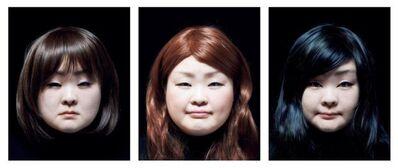 Tomoko Sawada, 'SET #37 from the series Facial Signature', 2015