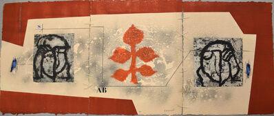 James Coignard, 'Plan extérieur rouge', 2002