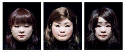 Tomoko Sawada, 'SET #90 from the series Facial Signature', 2015