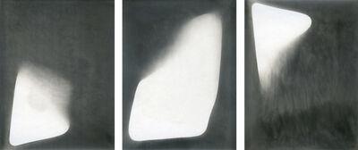 Alison Rossiter, 'Eastman Kodak Bromesko (London), exact expiration date unknown, ca. 1940s (A), (B), (C)', 2013
