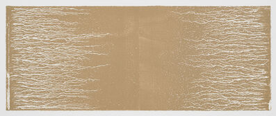 Richard Long, 'Tide on the Turn', 2018