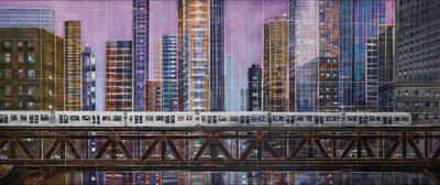 Katie Metz, 'City Train', 2019