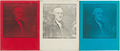 Billy Apple, 'The Presidential Suite: George Washington', 1964