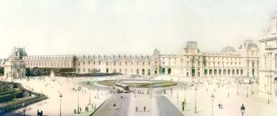 Joshua Jensen-Nagle, 'Simple Days, the Louvre', 2011