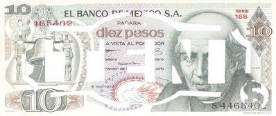Máximo González, 'Money Exchange', 2004