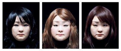 Tomoko Sawada, 'SET #65 from the series Facial Signature', 2015