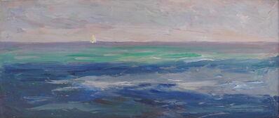 Nelson White, 'Sea and Sky, Bahamas', 2013