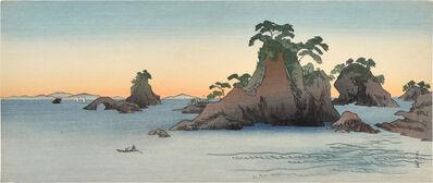 Yoshimoto Gesso, 'Islands of Trees', ca. 1910s