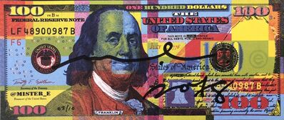 Mister E, '100 Dollars, Edition Release', 2018