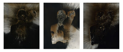 Christopher Colville, 'Assailant #2 Triptych', 2016