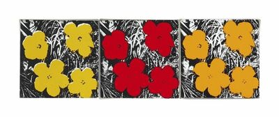 Andy Warhol, 'Flowers'