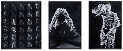 Senga Nengudi, 'Masked Taping', 1978–79
