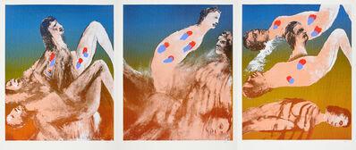 Sidney Nolan, 'Inferno I', 1967-1968
