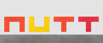 Olivier Mosset, 'Untitled (MUTT)', 2013
