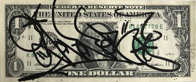JonOne, '$DOLLAR$', 2017