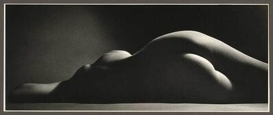 Ruth Bernhard, 'Dark and Light [Sand Dune]', 1967