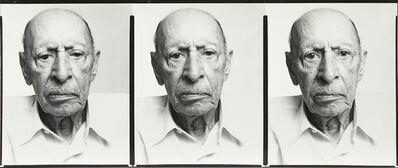 Richard Avedon, 'Igor Stravinsky, composer, New York City, November 2', 1969