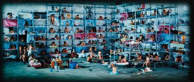 Wang Qingsong, 'Dormitory', 2005