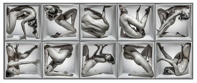 Jeff Robb, 'Unnatural Causes Unique', 2015