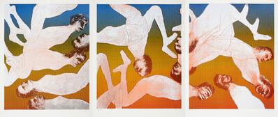 Sidney Nolan, 'Inferno II', 1967-1968