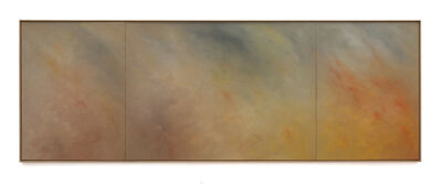 Joe Goode, 'Forest Fire Painting 82', 1984