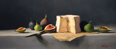 Sarah Lamb, 'L'Explorateur and Figs', 2017