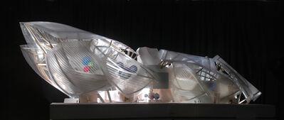 Frank Gehry, 'Fondation Louis Vuitton Final Design Model, Paris, France', 2005-2014
