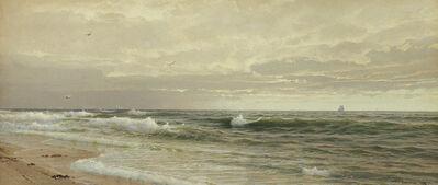 William Trost Richards, 'Seascape', 1883