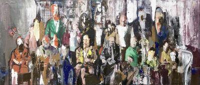 Dayron Gonzalez, 'Family Portrait', 2020