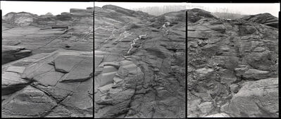 Ray Mortenson, 'Rocks: Panning / Beavertail Point (52902-4)', 2001-2002