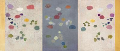 John Evans, 'Silent Symphony (Triptych)', 2020