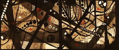 Roberto Burle Marx, 's/titulo', 1989-1990