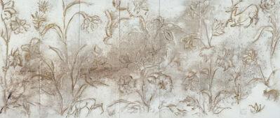 Cai Guoqiang 蔡国强, 'Desert Hues', 2011