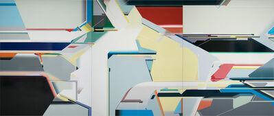 Marc von der Hocht, 'Tick, Trick & Track', 2016