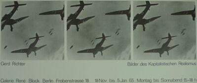 Gerhard Richter, 'Bilder des Kapitalistischen Realismus', 1964