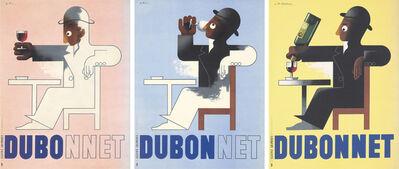 A.M. Cassandre, 'Dubonnet', 1933