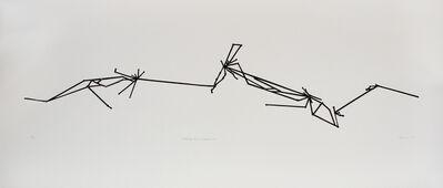 Zarina Hashmi, 'Mapping the Dislocations', 2001