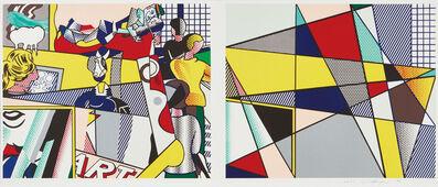 Roy Lichtenstein, 'Tel Aviv Museum Print  ', 1989