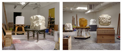 Didier Vermeiren, 'Lenticular Photographs, Los Angeles Studio', 2008