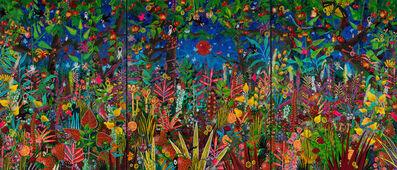 M.S. BASTIAN & ISABELLE L., 'Sommer - Paradis Mystérieux', 2015