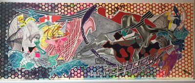 Frank Stella, 'Calvinia', 1995