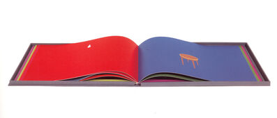 Michael Craig-Martin, 'BOOK Portfolio Edition', 1997