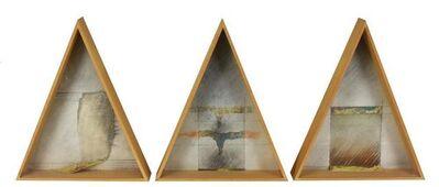 Alessandra Bonelli, 'Aleph 3-4-5', 1982-1983