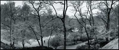 Bruce Davidson, 'The Pond & Gapstow Bridge', 1992