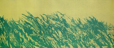 Mattia Moreni, 'Il campo avvelenato impazzisce', 1971